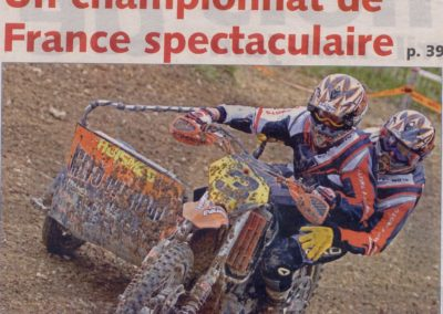 Un championnat de France spectaculaire