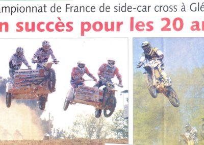 2011 04 19 - Les Infos - Un succès pour les 20 ans