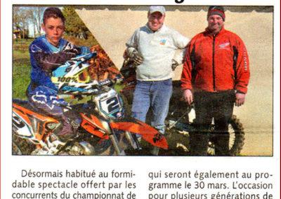 2014 03 26 - Les Infos - Rendez-vous multi générations