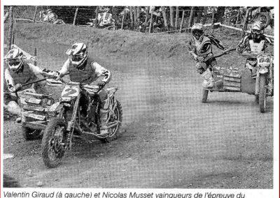 2014 04 01 - Ouest France - 2000 spectateurs au championnat de France
