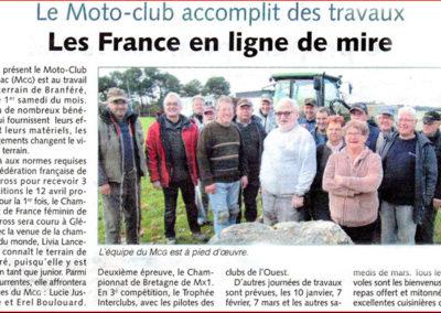 2014 12 17 - Les Infos - Les France en ligne de mire