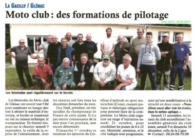 2017 09 20 - Les Infos 2173 20 09 2017