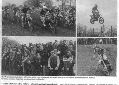2018 03 26 - Ouest France - Sportivement on s'est régalé