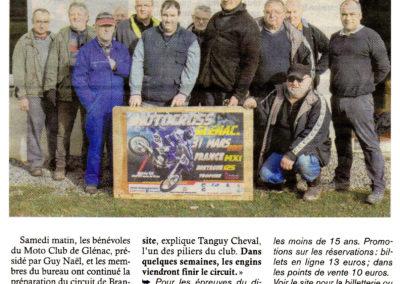 2019 02 19 - Les infos - Championnat de France MX1