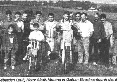 Glénac à son champion de Bretagne