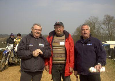 Jean-Claude CLAVREUL,  Bernard CHEVAL, Jean-Louis LARGUIER
