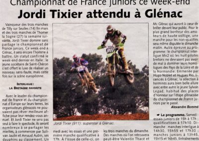 Jordi TIXIER - Avant première...