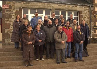 Assemblée Générale de la LMRB à Glénac