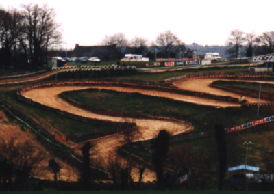 Panorama terrain 1999