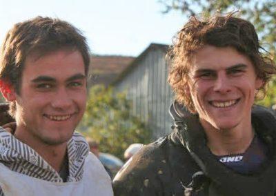 Championt de Bretagne Endurance MX2