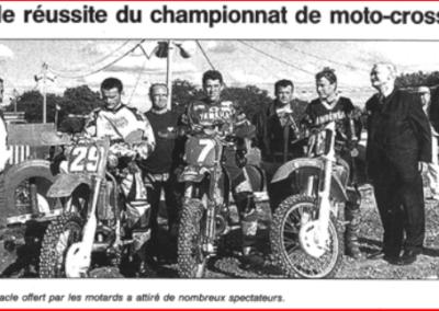 Belle réussite du championnat de France