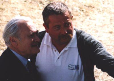 Loïc BOUVAARD Député du Mmorbihan - Bernard CHEVAL Président du MCG
